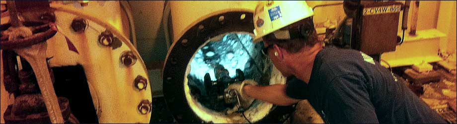 Remote Visual Inspection | Look Technologies | Remote Visual